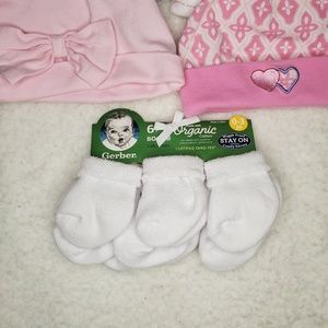 Accessories - Newborn Baby Girl Bundle